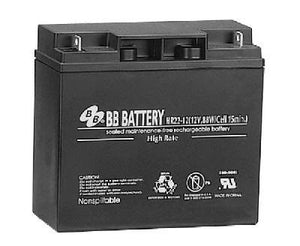 22 AH 12V Sealed Lead Acid E-Bike Battery