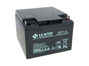 33 AH 12V Sealed Lead Acid E-Bike Battery