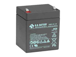 5.8 AH 12V Sealed Lead Acid E-Bike Battery