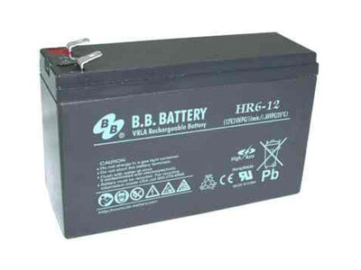 6 AH 12V Sealed Lead Acid E-Bike Battery