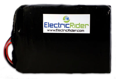 Lithium Manganese 24V 20AH Battery for Electric Bikes