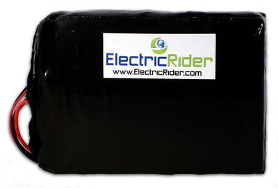 Lithium Manganese 48V 20AH Battery for Electric Bikes