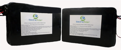 Lithium Manganese 72V 20AH Battery for Electric Bikes