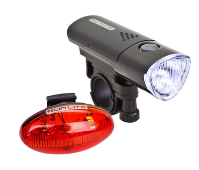 Sunlite 5 CREE LED Headlight & Tail light combo
