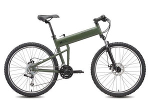 Montague Paratrooper Folding Bicycle Frame