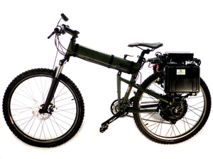 Electric Mountain Bike - Mountain Explorer 3kW