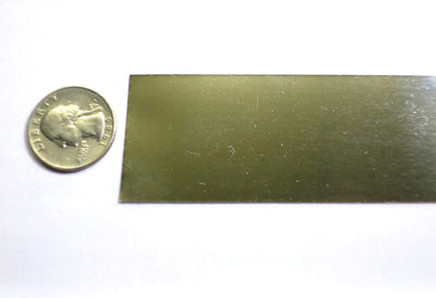 Nickel Strip for Lithium Batteries 1.4w x .008t - 1 unit = 1 foot