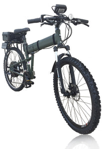 Phoenix Paratrooper Electric Bicycle with Lithium Battery
