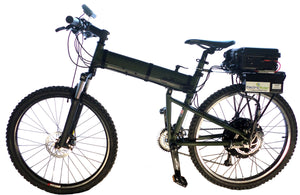 Electric Bike - Trail Boss 2kW