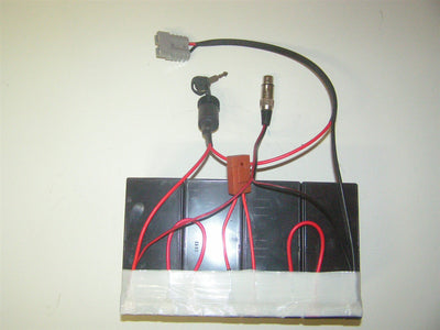 Pre-Wired 10 AH 48V SLA Ebike Battery Pack