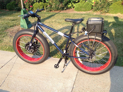 Entry Level Electric Fat Bike 4.1