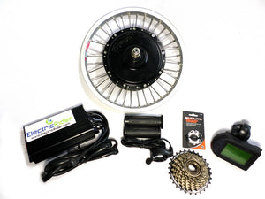 Roadrunner II 3625 16 inch Electric Bike Kit Rear