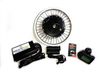 Roadrunner II 4825 16 inch Electric Bike Kit Front