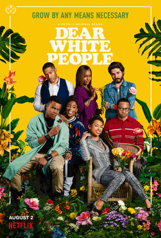 Dear White People cast