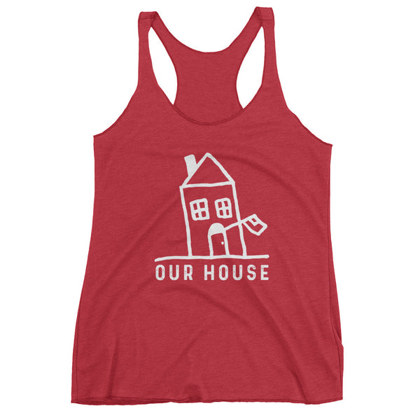 Our House Logo Women's tank top