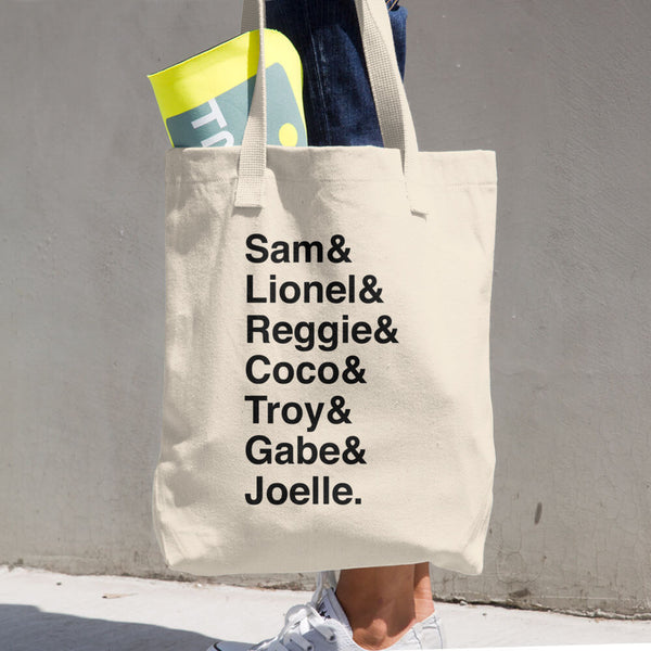 Dear White People Cotton Tote Bag