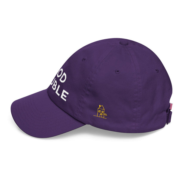Good Trouble Cotton Cap