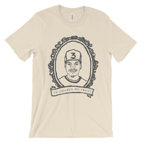 Chance the Rapper Unisex short sleeve t-shirt