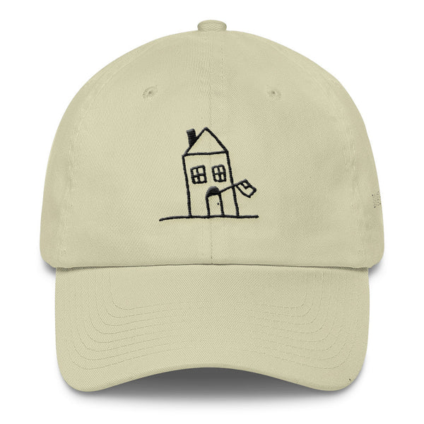 Our House Logo Cotton Cap