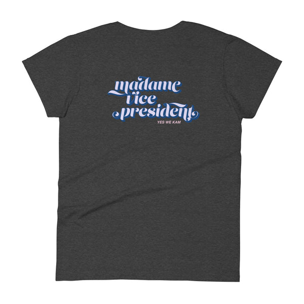 Kamala Harris Madame Vice President Women's short sleeve t-shirt