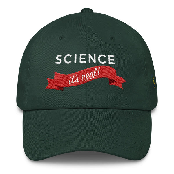 Science - It's Real! Cotton Cap
