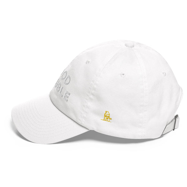 Good Trouble Dad hat