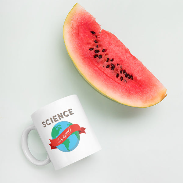 Science! It's Real Mug