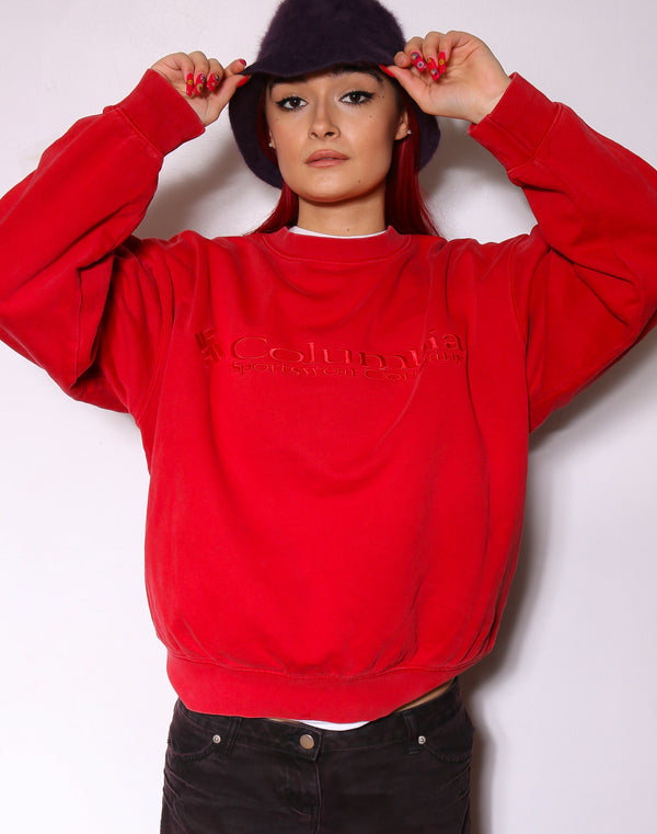 90'S TOMMY HILFIGER FLANNEL WITH CORD MIX L/S BUTTON UP SHIRT (L)
