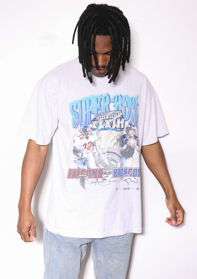 90'S MIGHTY DUCKS EMBROIDERED TURQUOISE BRIM SNAPBACK CAP (OS) *SLIGHT BEND ON BRIM