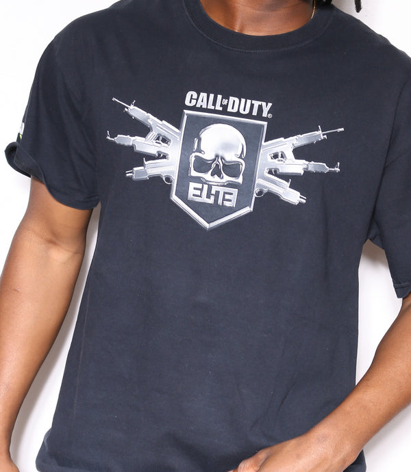 1992 NICKTOONS REN & THE STIMPY SHOW TEE *TINY MARKS ON FRONT* (MISSING TAG- FITS LARGE)