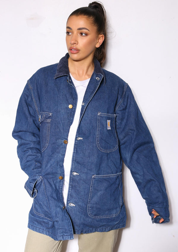 90'S DALLAS COWBOYS SUPERBOWL XXX AMERICAN FLAG RINGER STARTER TEE (M) *MARKS THROUGHOUT