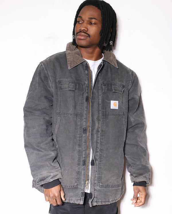 1992 TORONTO BLUE JAYS TEE *DISCOLOURED/WASHED MARKS THROUGHOUT* (MISSING SIZE FITS LARGE)