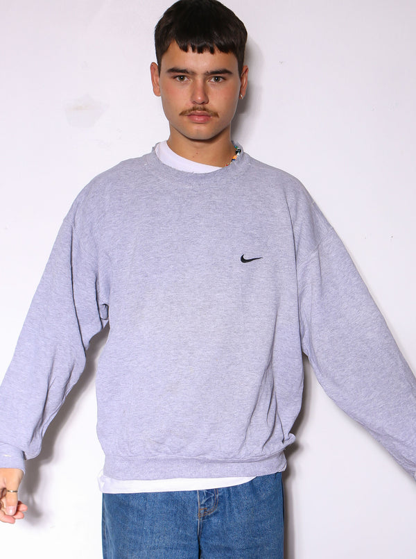 90 NIKE TRI COLOR SPRAY JACKET (L)