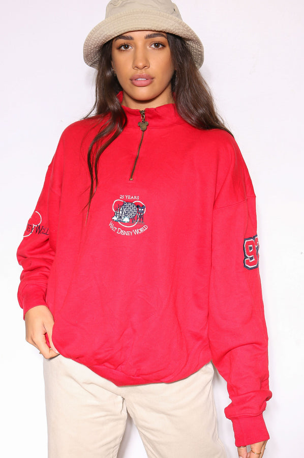 90S MOON WHITE WITH BLUE FLAMES BOWLING S/S SHIRT (X-LARGE)