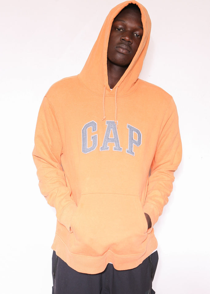 90'S LOS ANGELES RAIDERS REVERSE TRIANGLE BIG HELMET TEE (L) *PIN HOLES & MARKS ON FRONT