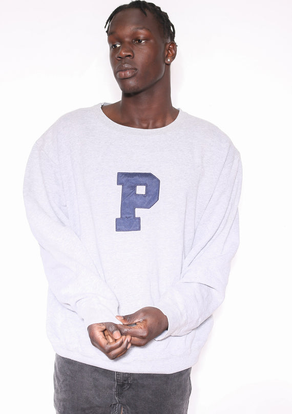 90'S TOMMY HILFIGER BURGUNDY WITH EMBROIDERED SPELL OUT FULL ZIP HOODED JACKET (X-LARGE)