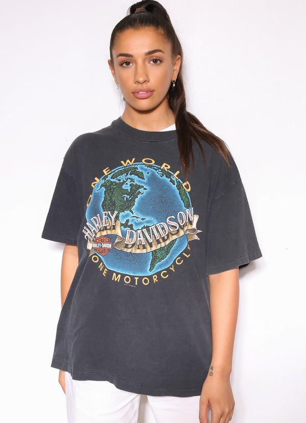 1990 MONTREAL CANADIENS TEE (X-LARGE)