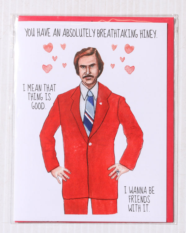 90'S NOTRE DAME EMBROIDERED LOGO SWEATSHIRT *SMALL MARKS ON FRONT* (LABELLED LARGE FITS XX-LARGE)