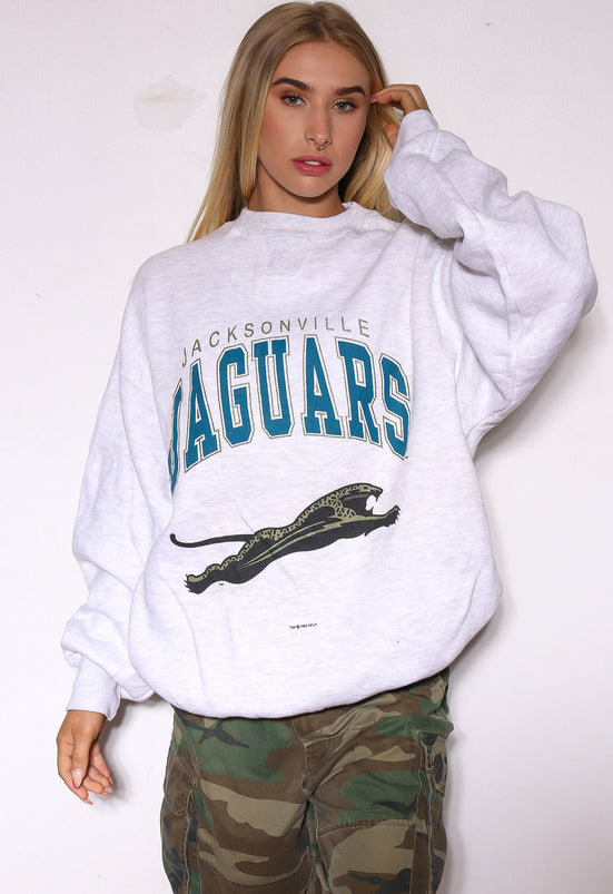 90'S RALPH LAUREN POLO SPORT NAVY WITH FLAG SWEATSHIRT (LABELLED X-LARGE FITS MEDIUM)