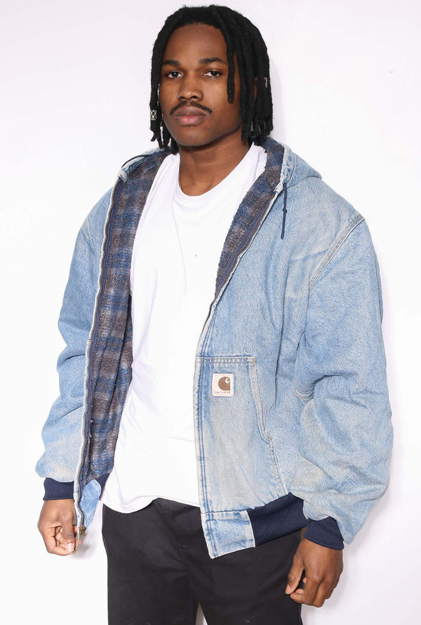 90'S AMERICA ARM TO ARM SPELL OUT NAVY & BURGUNDY SWEATSHIRT(X-LARGE) *NO SIZE TAGS