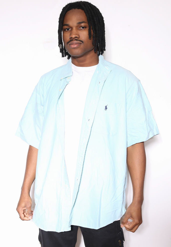 90'S PITTSBURGH STEELERS SPELLOUT EMBROIDERED SWEATSHIRT *MARKS THROUGHOUT* (L)