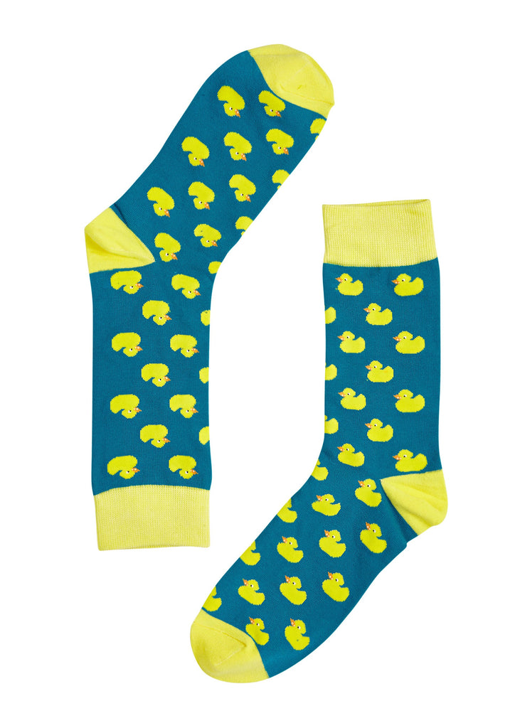 Rubber Duck Socks