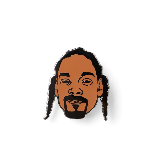 Snoop Dogg Pin