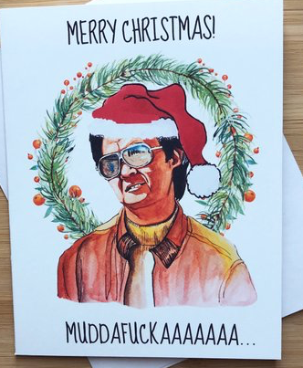 Mudda Christmas Card