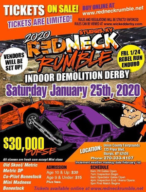 Redneck Rumble 2020