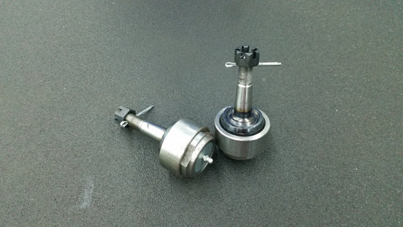 Universal weld in Upper ball joints (direct fit)