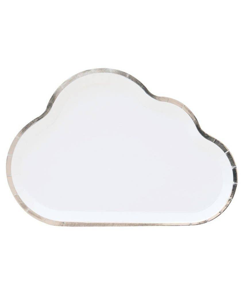 Novelty Plates - Cloud