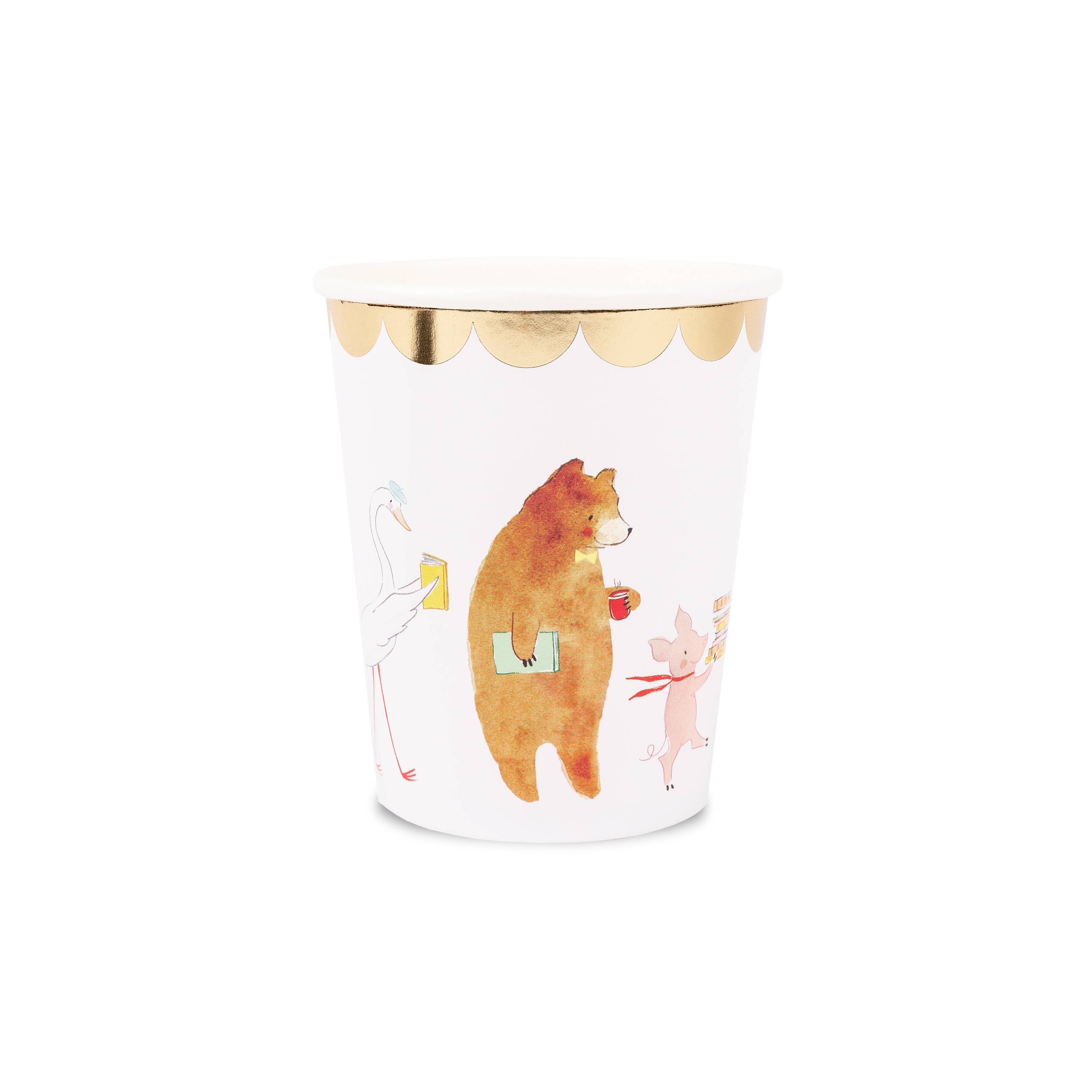 Lola Dutch Parade Cups (Pack of 8)