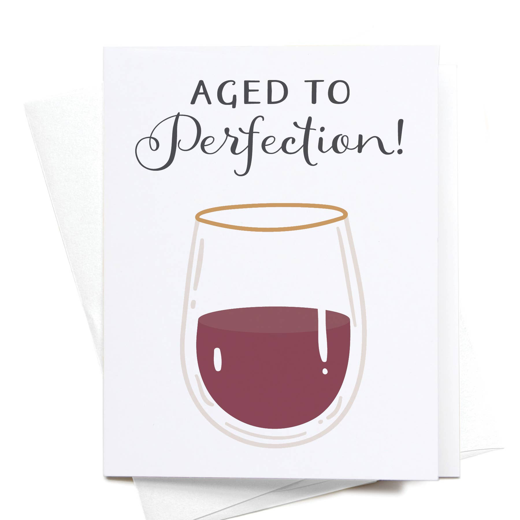 Aged to Perfection! Wine