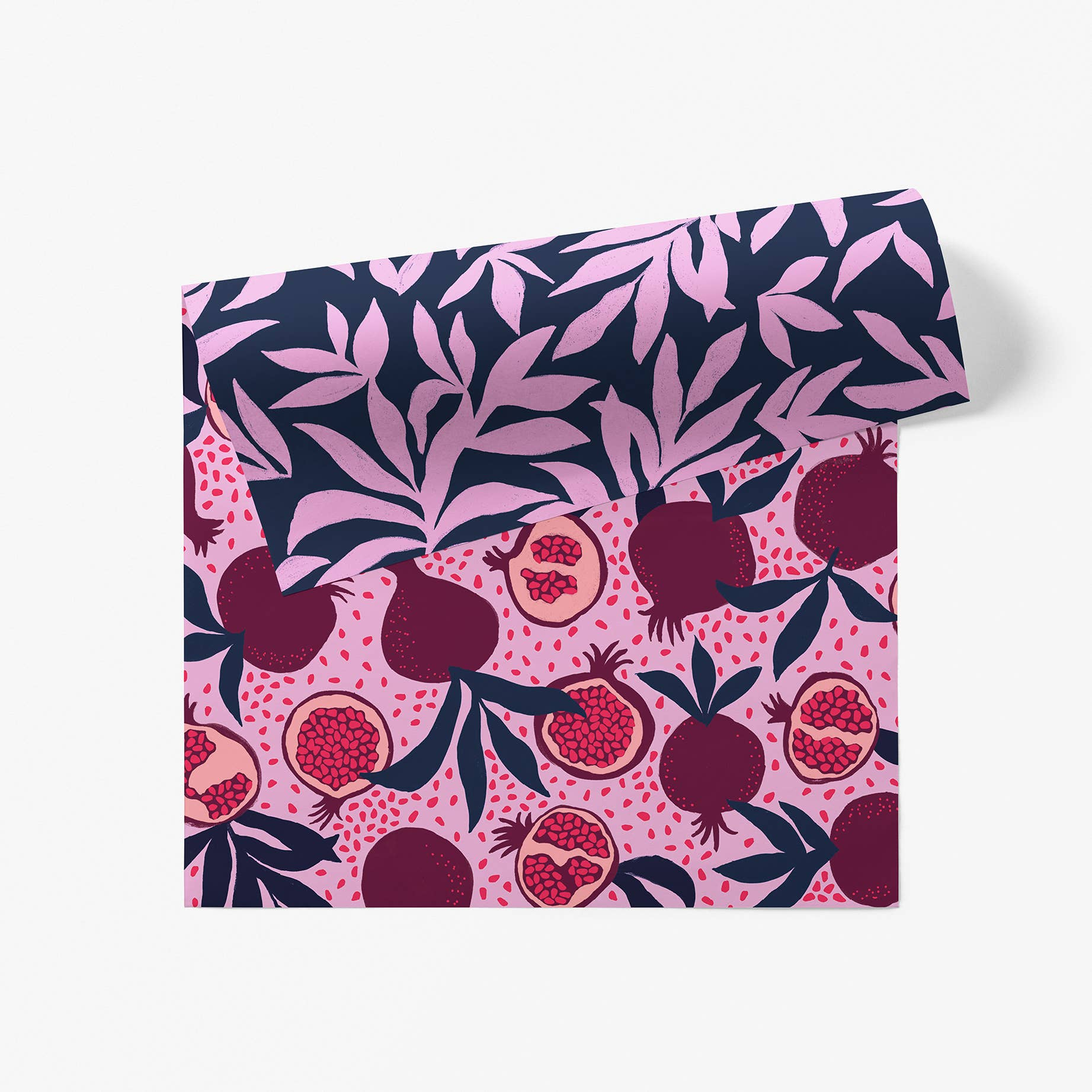 Winter Ruby Gift Wrap